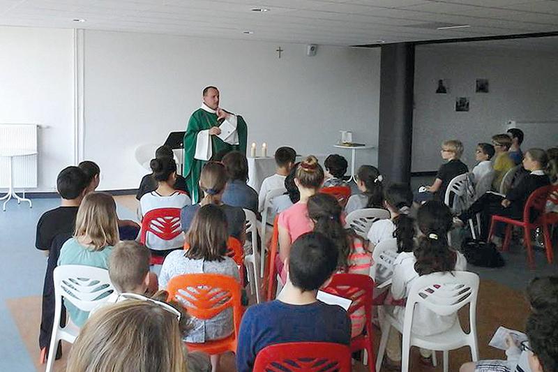 La pastorale au collège Ste-Anne de brest