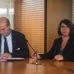 Signature Convention sainte-Anne / Université