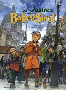 les 4 de Baker Street - Dossier Raboukine