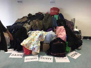 Clothes Moutain Challenge
